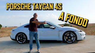 SUPERTEST ELÉCTRICO: PORSCHE TAYCAN 4S - ¿Es el primer Porsche eléctrico el mejor? (Prueba Parte 1)