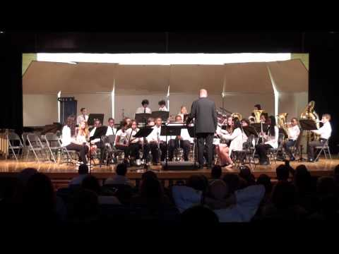 Shaker Hts Middle School 7th Grade 5th Period Band- 4/29/2014