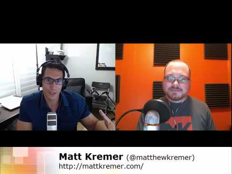 How Matt Kremer Advanced His Software Development Career By At Least 15 Years