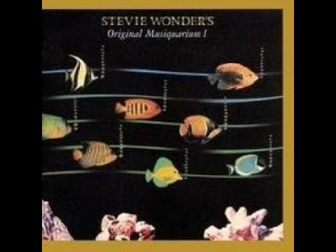 Stevie Wonder  -  The Original Musiquarium I    VINYL   * disc 1 side A * 1982