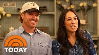 'Fixer Upper' Stars Chip And Joanna Gaines On Rise To Fame, How They Make It Work | TODAY