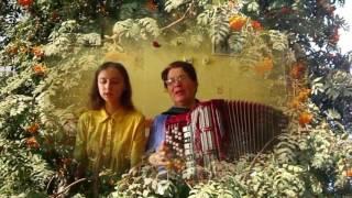 �������� ���� Тонкая рябина ❤️Душевная, народная песня! Играй гармонь народная! Russian folk song  Thin rowan ������