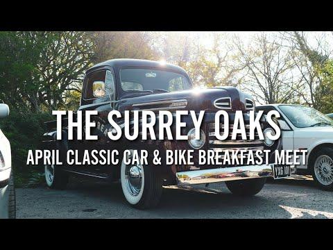 BEAUTIFUL Classic Cars! - The Surrey Oaks