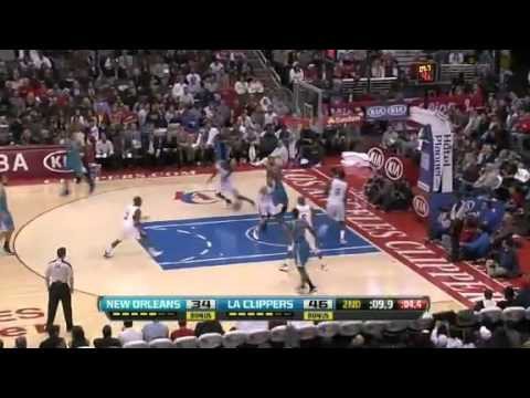 NBA December 19 2012: New Orleans Hornets vs Los Angeles Clippers Highlights