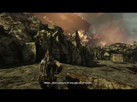 Gears of War 3 X1 Campaign acts 2 and 3