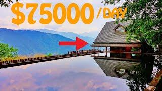 दुनियाँ के सबसे महंगे होटल  और उसके महंगे कमरे    MOST EXPENSIVE HOTEL ROOMS  IN THE WORLD