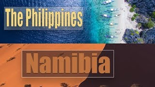 Join me in The Philippines or Namibia