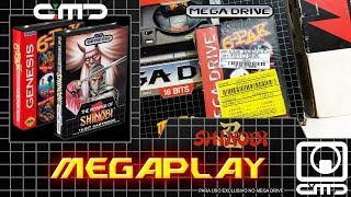 MegaPlay #4.06 - 6-PAK - The Revenge Of Shinobi