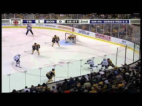 2011 NHL Playoffs: Tampa Bay Lightning Vs.Boston Bruins - Game 5