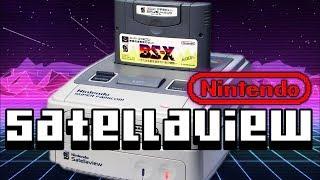 Nintendo Satellaview - Consolas de Leyenda