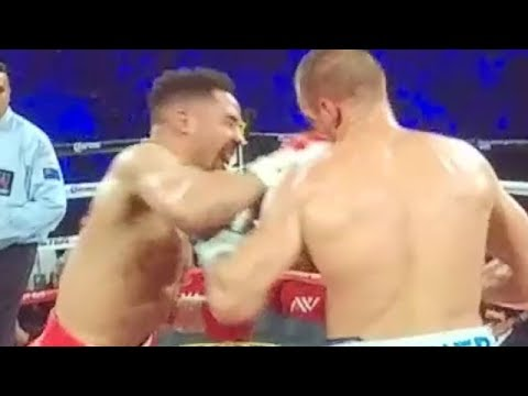 (WOW!!!) REPLAY OF ANDRE WARD'S KNOCKOUT OF SERGEY KOVALEV