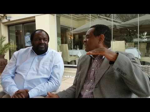 Dr James Makamba - The Africa I want With Mutumwa Mawere