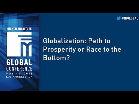 Globalization: Path to Prosperity or Race to the Bottom?