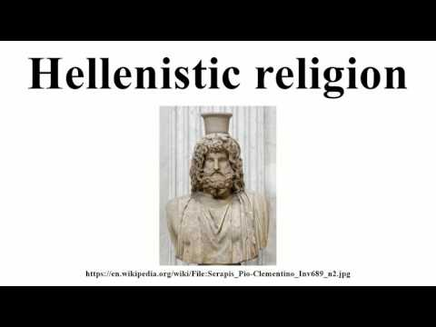 Hellenistic religion