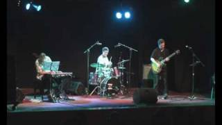 "Will Bernard Trio in Oviedo 2010 ""Roaming Charges"""