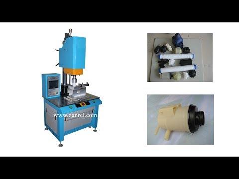 Orientation Positioning Spin Welding Machine Plastic Melting With Servo Motor