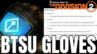 The Division 2 NEWS! HOW TO GET EXOTIC BTSU GLOVES, FULL PATCH NOTES & MORE!