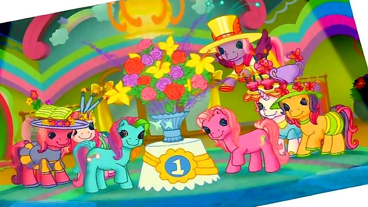 my little pony meet the ponies party
