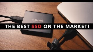 The BEST NEW Piece Of Tech! Samsung T5 Portable SSD