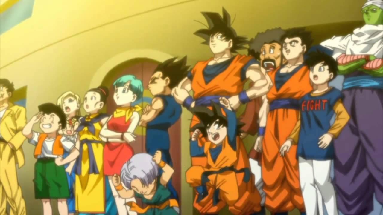 Dragon Ball Z Kai - Final Chapters