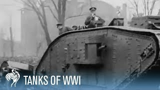 WW1 Tanks