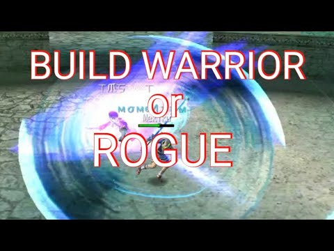 AVABEL ONLINE : BUILD WARRIOR Or ROGUE ? (WARRIOR MY ALT)
