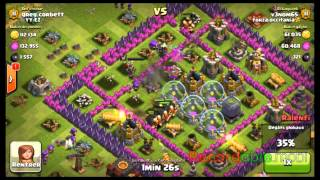 Astuce Clash Of Clans: Replay d'une Attaque de v3nom65