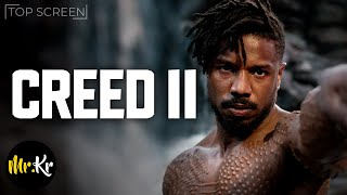 Black Panther - (Creed 2 Style) w/Top Screen