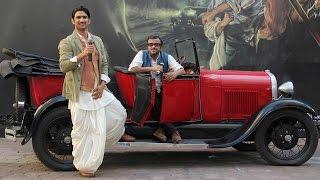 2ND Trailer Launch Of Film Detective Byomkesh Bakshy With Sushant Singh Rajput