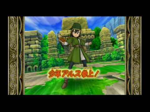Dragon Quest Monsters Battle Road Victory - 7~9 character movie