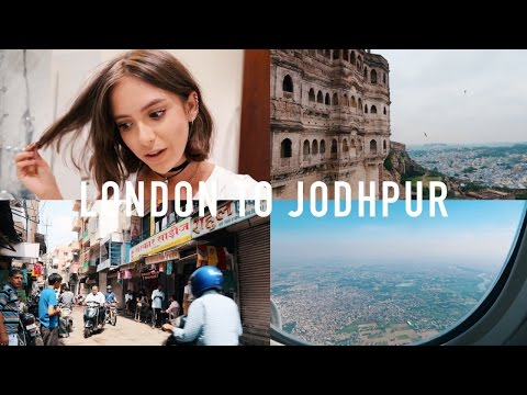 INDIA 2016: London to Jodhpur | sunbeamsjess