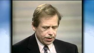 Madeleine Albright on Vaclav Havel