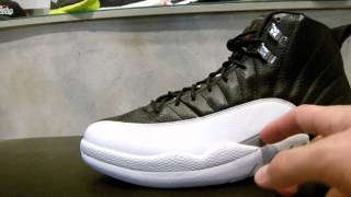 "Air Jordan XII Retro ""Playoff"" Review at Exit 36"