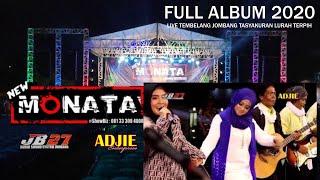 FULL ALBUM NEW MONATA TRENDING 2021 LIVE TAMBAK BERAS -TEMEBELANG -JOMBANG JB 27 MUSIC