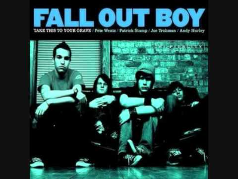 Fall Out Boy -Grand Theft Autumn