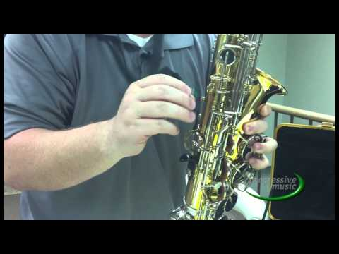 Putting Together Your Saxophone - Progressive Music - The Downbeat