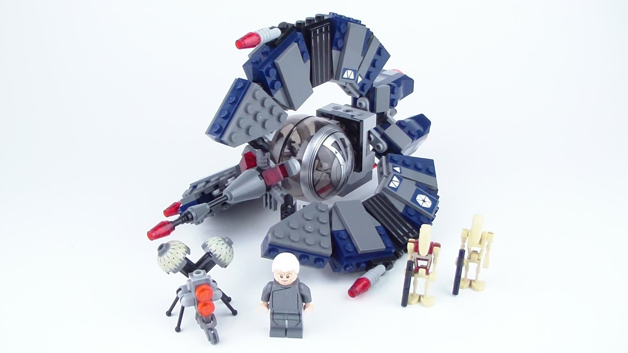 LEGO® 75044 STAR WARS Droid Tri-Fighter