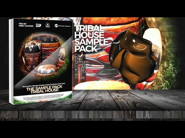 FREE] Tribal House Sample Pack by Prey Hunter - Watch Hot Clips Daily