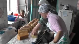 У  Галины Загуляевой первая выпечка хлеба – удачная.   20. 06. 2017