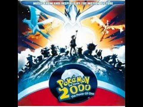 Pokemon 2000 - Pokemon World (We all live)