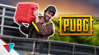 How to refill y๐ur vehicle in PUBG - Gas refill