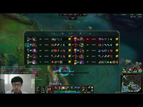 Stream of Consciousness Commentary Jungle Graves vs Twitch