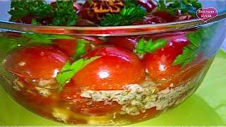 Деликатес из помидоров Супер Закуска на любой случай