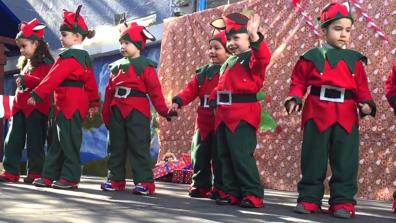 Tito en su primer festival de navidad 2015 youtube - Cenas para navidad 2015 ...