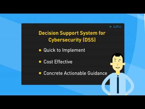 A Decision Support System for Cybersecurity (DSS)