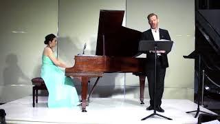 Amor ti vieta, from 'Fedora', U. Giordano - Matthieu Sachot, Tenor