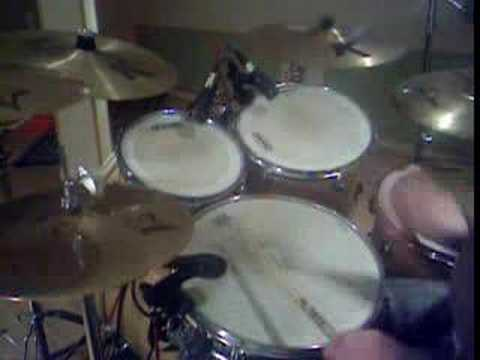 Drum Cover - Paint It Black - Rolling Stones