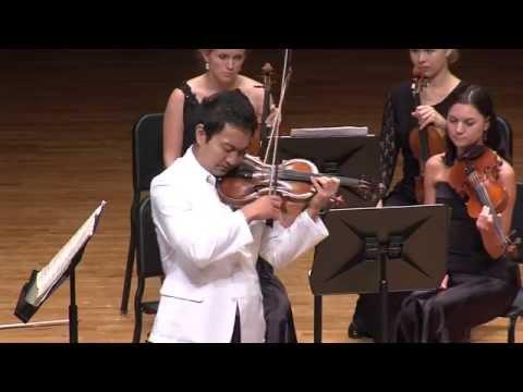 Jay Oh plays Vivaldi The Four Seasons -- Spring