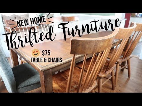 THRIFTED NEW HOME DECOR   FACEBOOK MARKETPLACE & GARAGE SALES   FALL 2019!!!