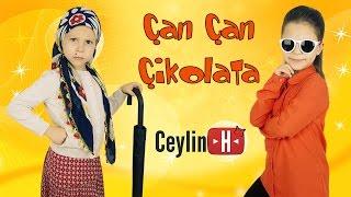 Ceylin-H  Çan Çan Çikolata Çocuk Tekerlemesi  Nursery Rhymes & Super Simple Kids Songs Sing &amp